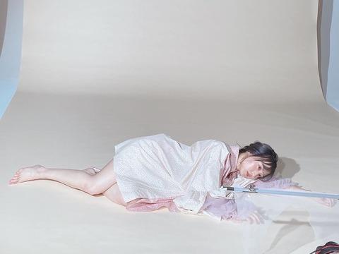 【画像】なぎちゃんのえちえちオフショット【AKB48・坂口渚沙】
