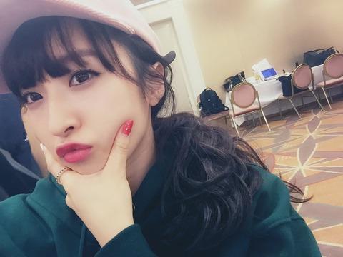 【NMB48】2期最後の残留兵、梅ちゃんには48歳まで居続けてほしい【梅田彩佳】