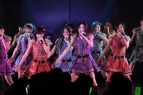 【悲報】山本彩、9月4日からチームK公演出演なし