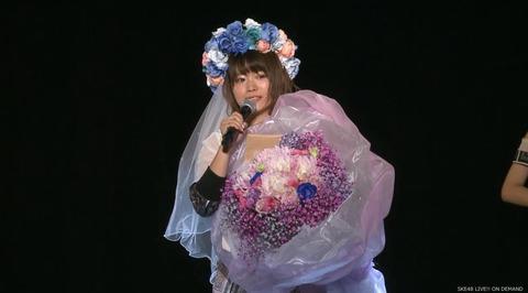 【SKE48】山内鈴蘭に島崎遥香が送った手紙でド下ネタwww「バナナとアワビとカルピスが好きな・・・ 」