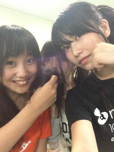 【AKB48】横山由依「薮下柊は妹にしたいランキング1位」