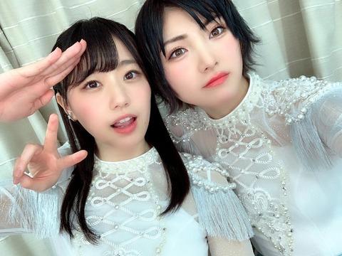 【STU48】劇場船のエチケット袋は岡田奈々と土路生優里の考案で初日公演前日の夜に急遽付けられた模様