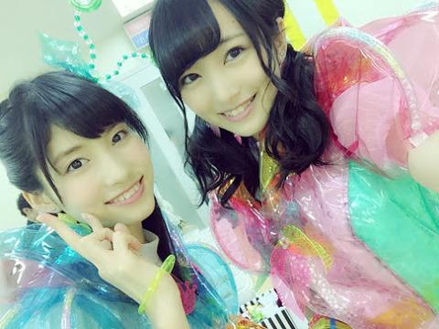 【AKB48】みーおんにはあって、めぐに無い物とは?【向井地美音・谷口めぐ】