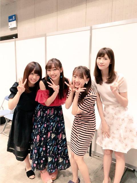 【AKB48G】松村香織が最年長という現実wwwwww