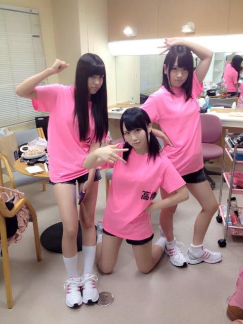 【AKB48G】メンバーの太もも画像ください