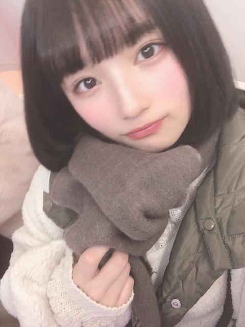 【AKB48】矢作萌夏ちゃんのお試しメールを登録したのに、3日間で1通しか来なかったんだが