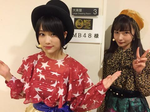 【NMB48】城恵理子の序列が高すぎる件【ワロタピーポー】