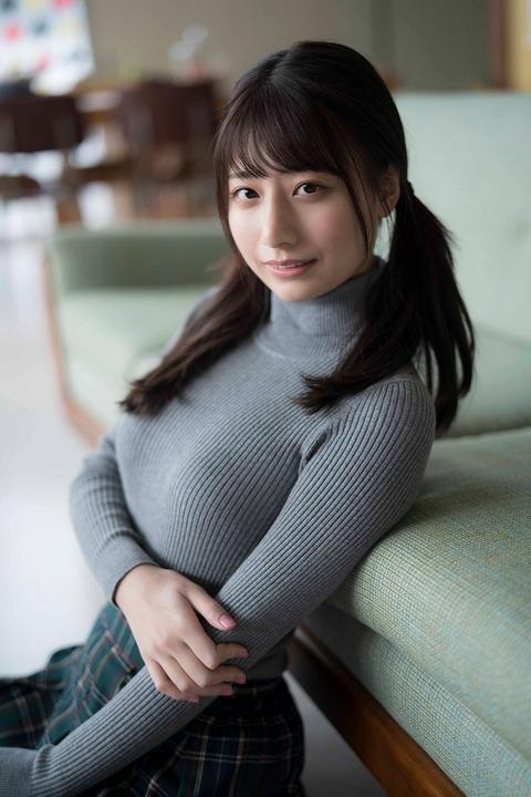 【AKB48】チーム8鈴木優香「ウエストは58cmです。たくさん食べると胸とオシリが大きくなるだけです。」