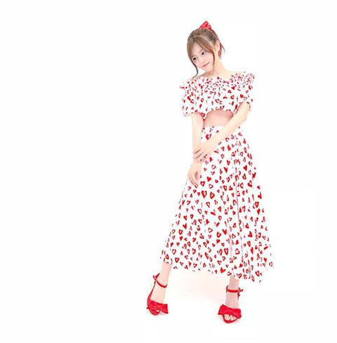 【AKB48】こみはるってこんな下乳見えそうな私服きてるのかよ!【込山榛香】