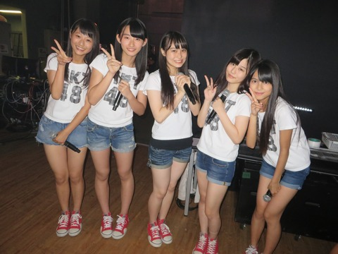 【HKT48】夏のホールツアーにて4期生をお披露目!