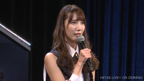 【悲報】HKT48田中菜津美が卒業発表