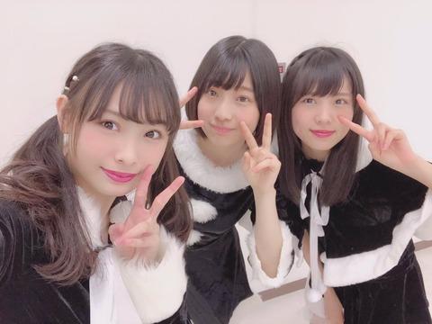 【AKB48G】メンバーのかわいいクリスマスコスプレ画像が集まるスレ