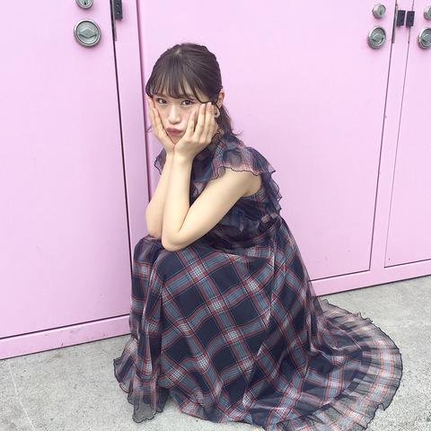 【NMB48】渋谷凪咲「雨にも負けず風にも負けず、周囲のいざこざにも負けず、今日も一日楽しみましょうね」