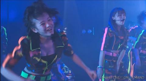【AKB48】チーム8横山結衣ちゃんの爆乳がwwwwww
