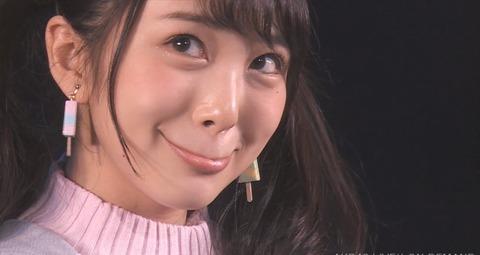 【悲報】みーおんの変顔が放送事故レベルでヤバいwwwwww【AKB48・向井地美音】