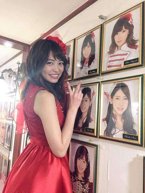【AKB48】指原莉乃が書いた前田亜美への手紙が泣ける