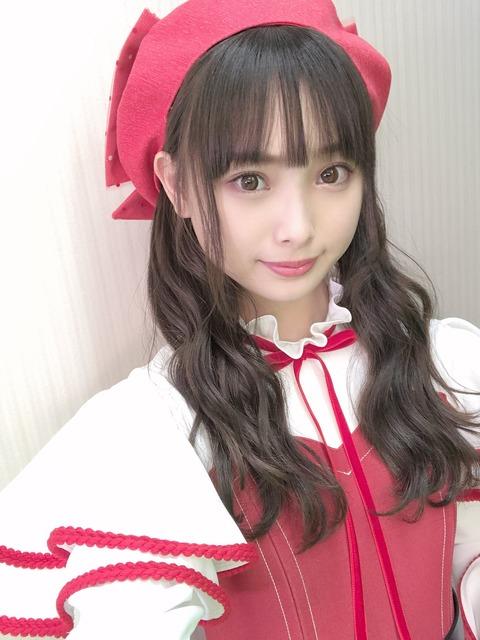【朗報】NMB48梅山恋和ちゃんの可愛さが限界突破してる!