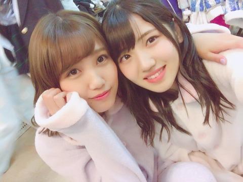 【AKB48】れなっちとゆいりーってどっちが可愛いと思う?【加藤玲奈・村山彩希】