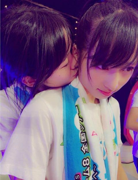 【悲報】ゅぃゅぃ、青森のコンサートで汗の匂い全力で嗅がれるwww【AKB48・小栗有以】