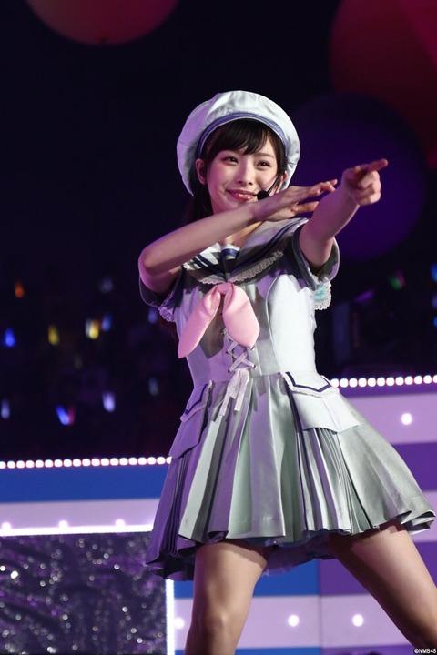 【NMB48】梅山恋和の魅力といえば何?