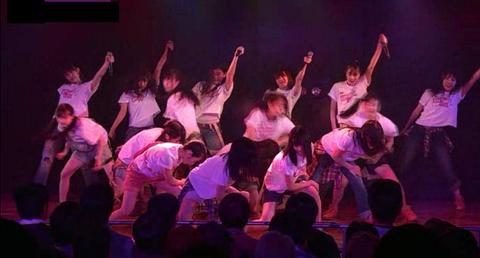 【AKB48】 「パジャマドライブ」公演で「水夫は嵐に夢を見る」が4年半ぶりに復活!