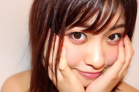 【画像】AKB48中西智代梨が別人のように可愛いと話題にwww