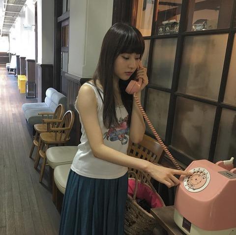 【NMB48】モカパンチが謎の電話発見!!!【林萌々香】