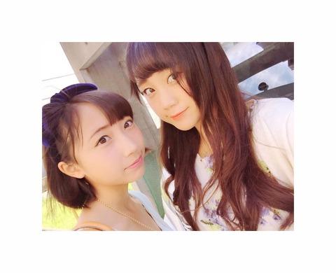 【STU48】薮下楓ちゃんと薮下柊ちゃんどっちがタイプ?