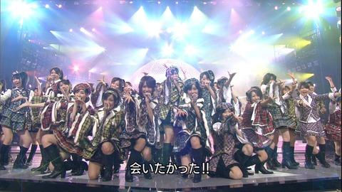 AKB48Gの曲名で50音ほとんど埋まる説