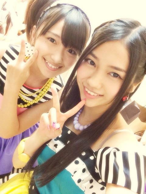 【AKB48】大島涼花と田野優花、どうして差がついたのか?【12期】