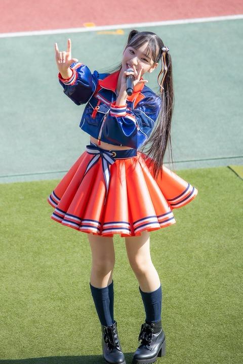 【朗報】SKE48が誇る最強ツインテール・末永桜花ちゃんがついに見つかったわけだが