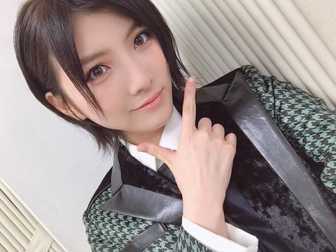 【AKB48】岡田奈々と言う運営から推されもせず自力で人気を掴みとったメンバー