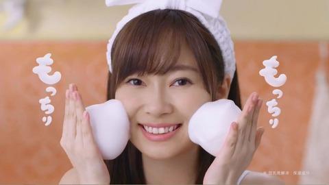 【AKB48G】お前らメンバーが出演しているCMの商品買って貢献している?