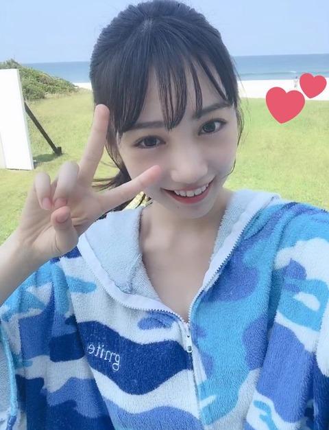 【乳報】NMB48横野すみれが週刊プレイボーイのグラビア撮影へ!
