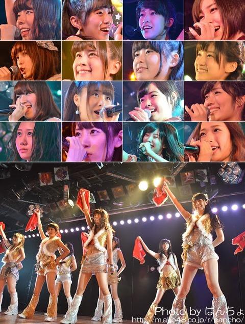 【AKB48】チャイルドがいっぱい公演のメンツがヤバイ【チームA】