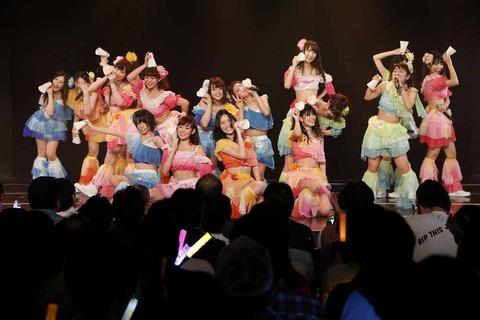 【SKE48】いくらなんでもS公演の倍率低過ぎ【ペナントレース】