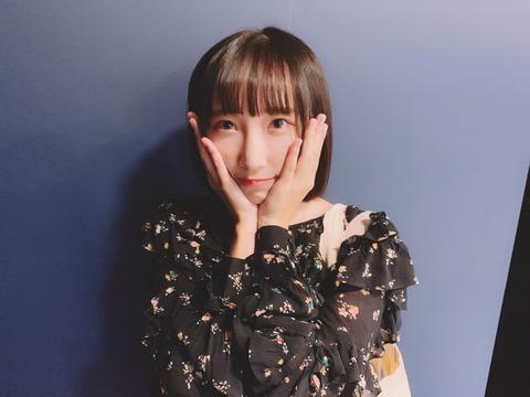 【朗報】STU48薮下楓、活動再開のお知らせ