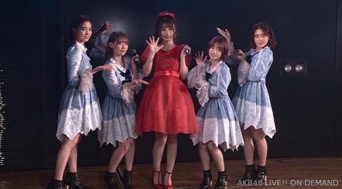【悲報】鈴木優香の卒業公演に駆けつけたメンバーwwwwww【AKB48】