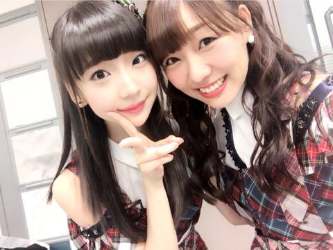 【NGT48/SKE48】荻野由佳と須田亜香里のどちらか1時間だけ好きにしていいならどっち選ぶ?