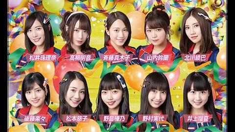 【SKE48】松井珠理奈さん(世界チャンピオン)が復活!!こびへつらってお祝いするよ!!