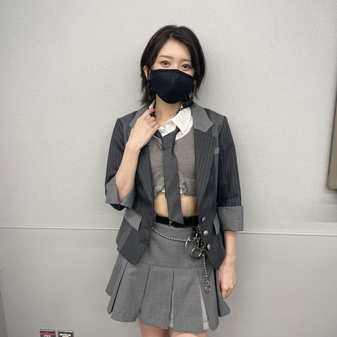 【AKB48】大西桃香がマスクして歌番組に出てたんだけど・・・