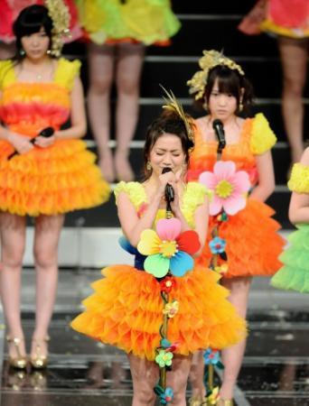 【悲報】AKB48大島優子卒業
