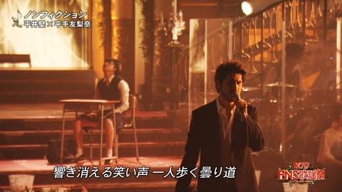 【画像】欅坂46平手友梨奈、FNS歌謡祭で放送事故wwwwww