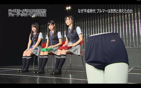【NMB48】吉田朱里「ファンの人からブルマが送られてきた」