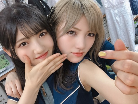 【朗報】AKB48村山彩希ちゃん、いつの間にか劇場公演1000回出演までマジック9が点灯していた