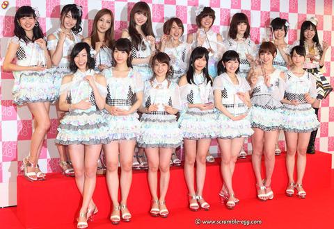 【AKB48G】総選挙の発表を2日に分けるというのはどうだろうか