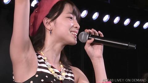 【AKB48】もえきゅんのジョリ脇キタ━━━(゚∀゚)━━━!!【後藤萌咲】