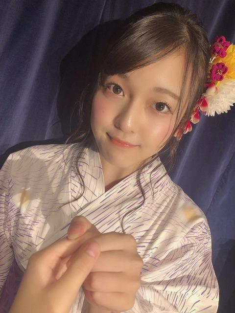 【画像】元STU48の由良朱合さんに整形疑惑wwwwww