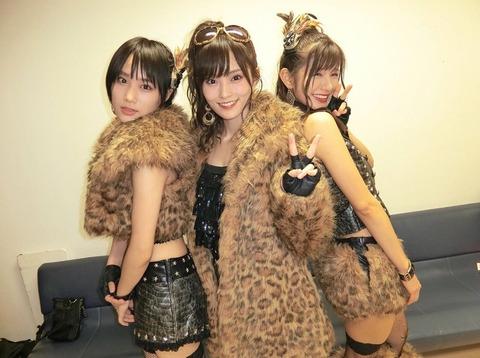 【NMB48】城恵理子「運営は山本彩ばかりを売りすぎ。いなくなったら誰を呼ぶのか運営は考えてるんか?」