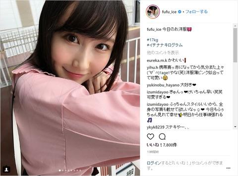 【元NMB48】矢倉楓子が普通にインスタ更新しててワロタwww